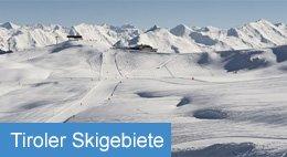 Tiroler Skigebiete