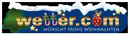 wetter.com Weihnachtszeit