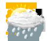 leichter Regen