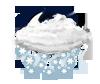 leichter Schneefall